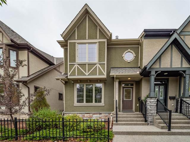 2960 Peacekeepers Way SW, Calgary, AB T3E 7S2 (#A1033723) :: Canmore & Banff