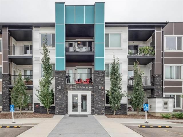 20 Sage Hill Terrace NW #214, Calgary, AB T3R 0W8 (#A1033724) :: Team J Realtors