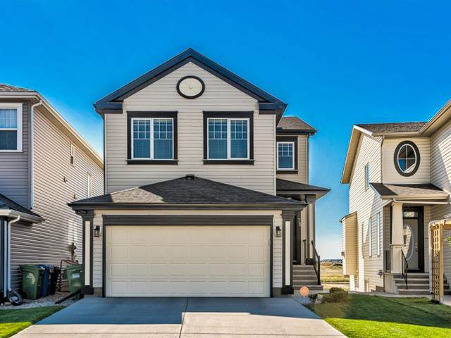 75 Copperstone Drive SE, Calgary, AB T2Z 0P2 (#A1033739) :: The Cliff Stevenson Group