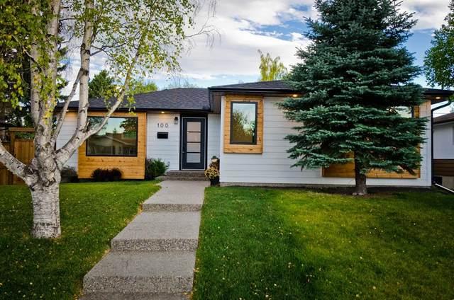 100 Hillary Crescent SW, Calgary, AB T2V 3J2 (#A1033740) :: Calgary Homefinders