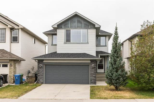 717 Cranston Drive SE, Calgary, AB T3M 1L5 (#A1033773) :: The Cliff Stevenson Group