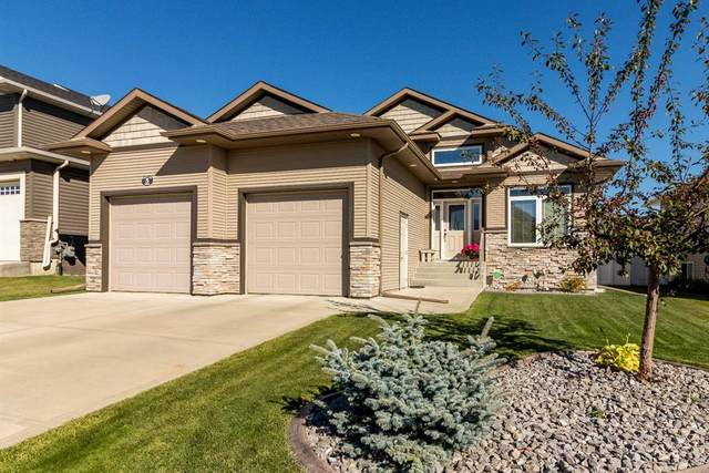 5 Leaside Crescent, Sylvan Lake, AB T4S 0E7 (#A1033778) :: Canmore & Banff