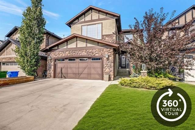 38 West Cedar Place SW, Calgary, AB T3H 5T9 (#A1033788) :: Calgary Homefinders