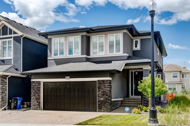 420 Discovery Place SW, Calgary, AB T3H 4N7 (#A1033800) :: The Cliff Stevenson Group
