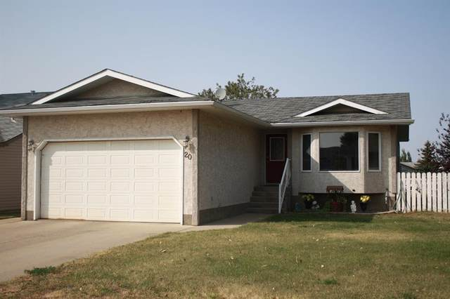 20 Upland Drive, Brooks, AB T1R 0R2 (#A1033815) :: Canmore & Banff