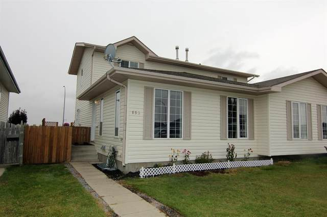 153 Silver Drive, Blackfalds, AB  (#A1033868) :: Western Elite Real Estate Group
