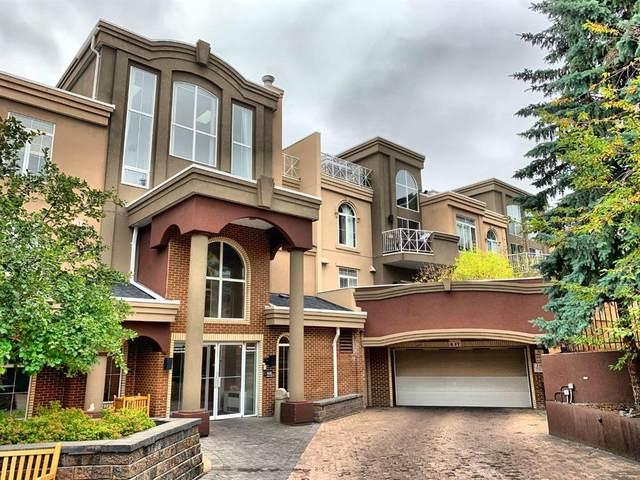 1800 14A Street SW #321, Calgary, AB T2T 6K3 (#A1033876) :: Calgary Homefinders