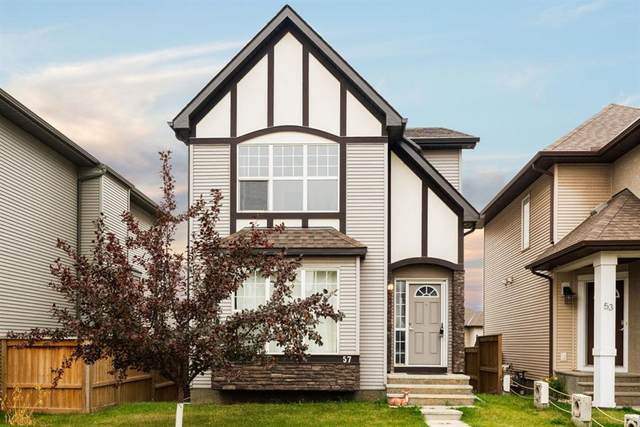 57 Cranford Place SE, Calgary, AB T3M 0X8 (#A1033884) :: Redline Real Estate Group Inc