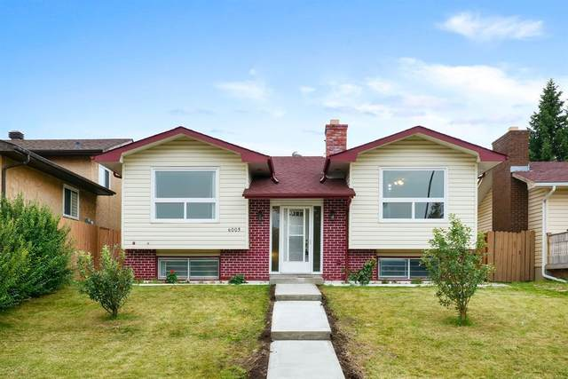 6003 Pinepoint Drive NE, Calgary, AB T1Y 2G2 (#A1033893) :: The Cliff Stevenson Group