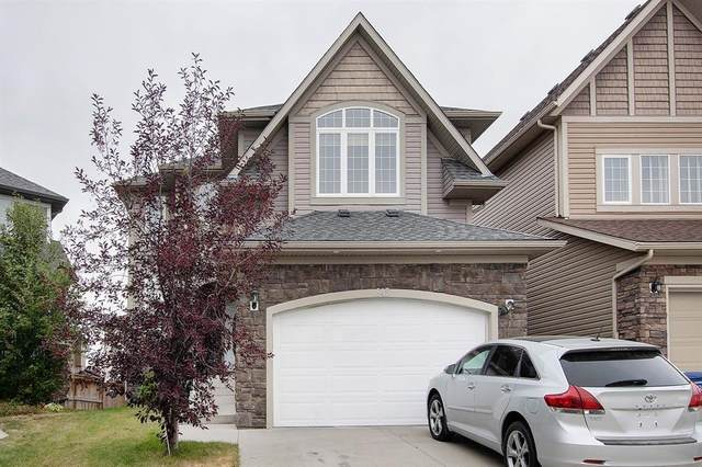 845 Canoe Green SW, Airdrie, AB T4B 3K6 (#A1033900) :: Canmore & Banff
