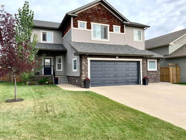 34 Oscar Court, Red Deer, AB T4P 0E8 (#A1033913) :: Western Elite Real Estate Group