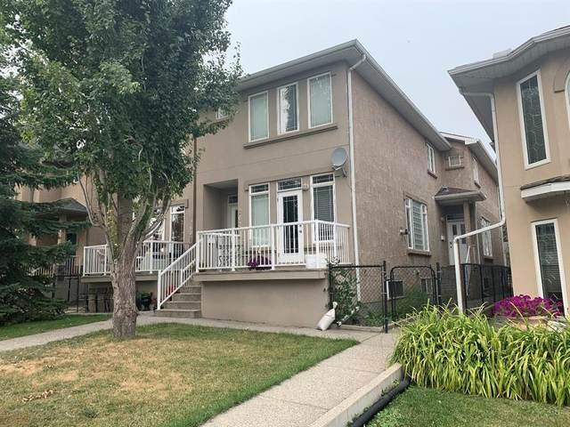 264 21 Avenue NE, Calgary, AB T2E 1S4 (#A1033931) :: Calgary Homefinders