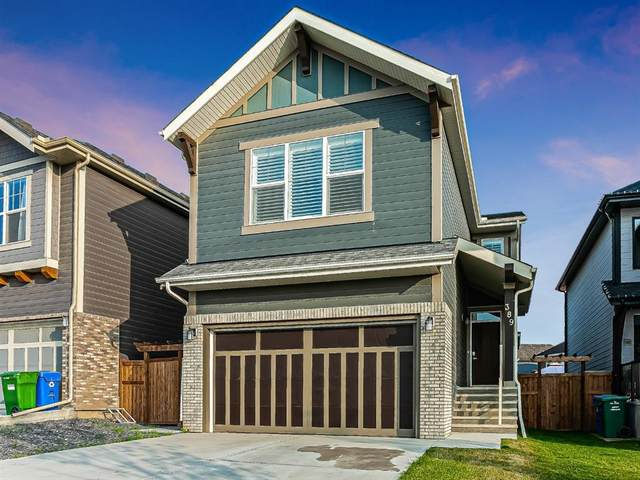 389 Masters Avenue SE, Calgary, AB T3M 2N7 (#A1033948) :: The Cliff Stevenson Group
