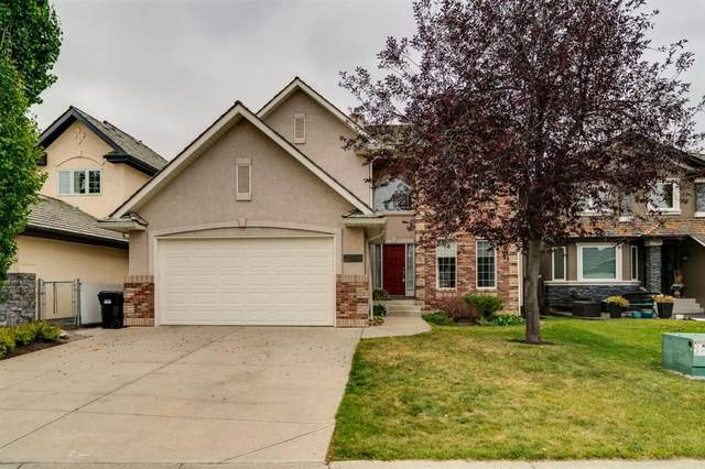 84 Evergreen Crescent SW, Calgary, AB T2Y 3R3 (#A1033967) :: Redline Real Estate Group Inc