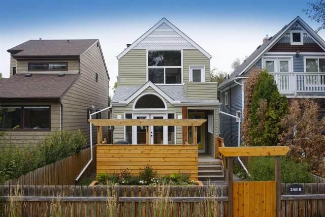 248B 23 Avenue NE, Calgary, AB T2E 1V7 (#A1033971) :: Calgary Homefinders