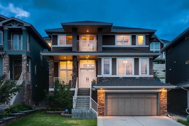7516 Springbank Way SW, Calgary, AB T3H 4V4 (#A1033982) :: Calgary Homefinders