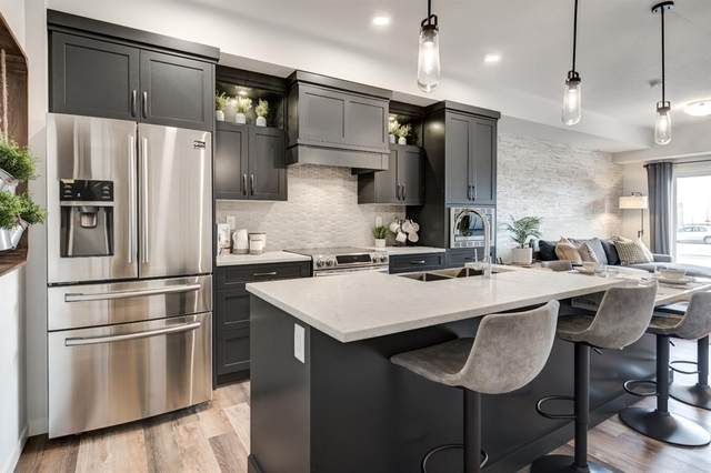 19489 Main Street SE #1206, Calgary, AB T3M 3E9 (#A1033991) :: Western Elite Real Estate Group