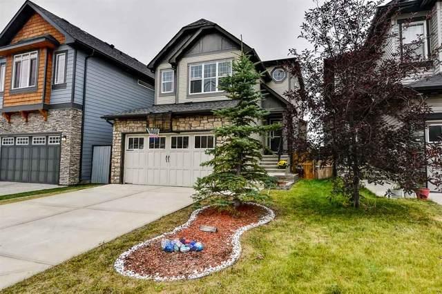 276 Sage Bank Grove NW, Calgary, AB T3R 0K2 (#A1034005) :: Team J Realtors