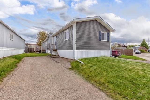 108 Granite Street, Fort Mcmurray, AB T9H 4Y3 (#A1034021) :: Canmore & Banff