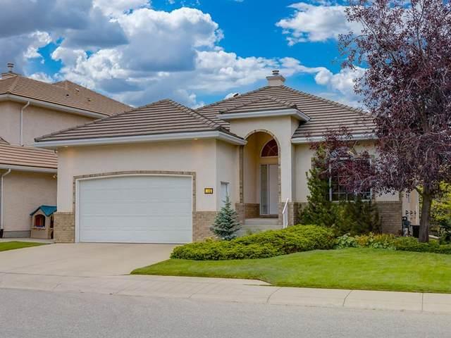 105 Hamptons Gardens NW, Calgary, AB T3A 5X5 (#A1034022) :: Calgary Homefinders