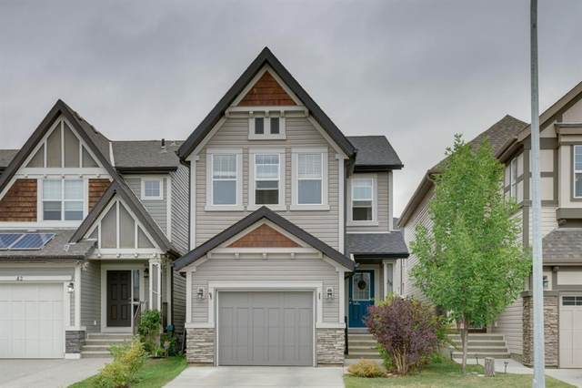 38 Chaparral Valley Common SE, Calgary, AB T2X 0T4 (#A1034076) :: The Cliff Stevenson Group