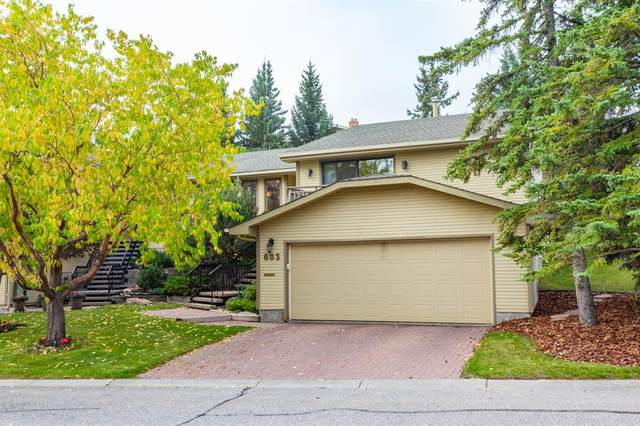 603 Stratton Terrace SW, Calgary, AB T3H 1M5 (#A1034095) :: Redline Real Estate Group Inc