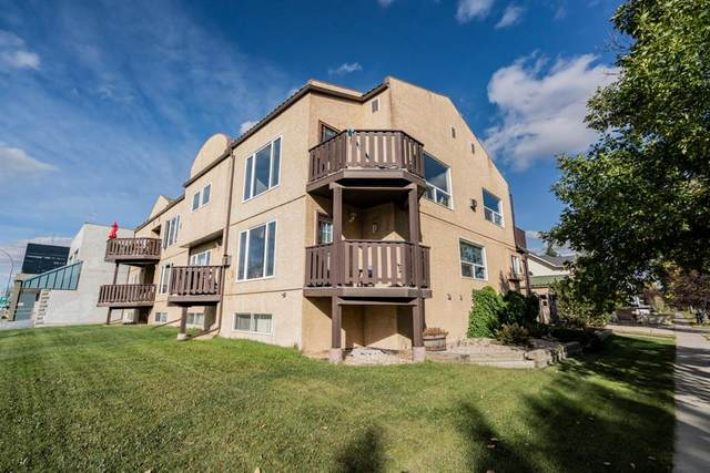 9603 102 Street #104, Grande Prairie, AB T8V 2T8 (#A1034130) :: The Cliff Stevenson Group