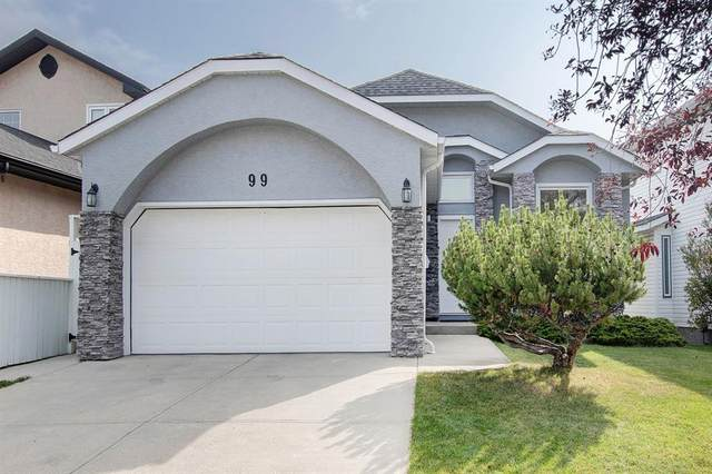 99 Schubert Hill NW, Calgary, AB T3L 1W6 (#A1034145) :: Canmore & Banff