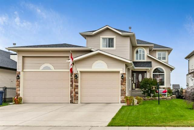 45 Sheep River Heights, Okotoks, AB T1S 2A1 (#A1034166) :: Canmore & Banff