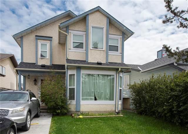 99 Martindale Crescent NE, Calgary, AB T3J 2W1 (#A1034181) :: Calgary Homefinders