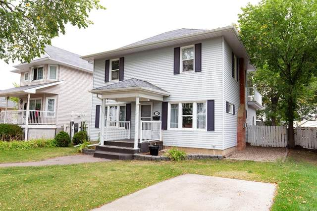 130 5 Street SW, Medicine Hat, AB T1A 4G6 (#A1034196) :: Canmore & Banff