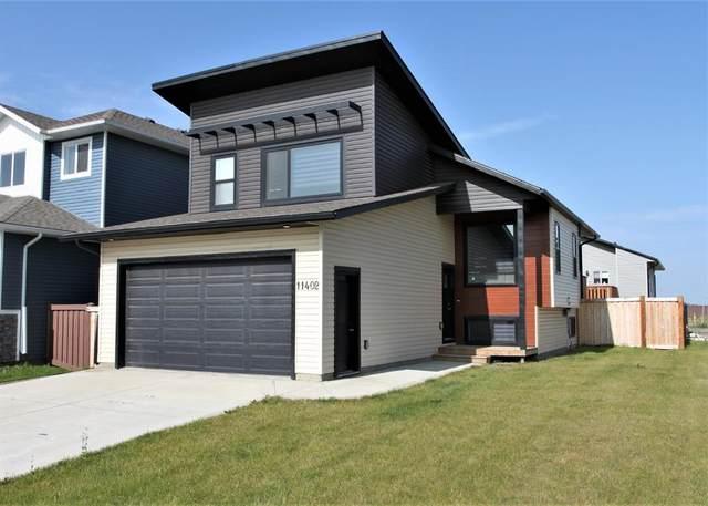 11402 106A Avenue, Grande Prairie, AB T8V 6L7 (#A1034208) :: Team Shillington | Re/Max Grande Prairie