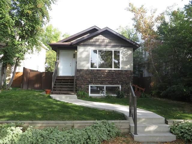 315 7A Avenue S, Lethbridge, AB T1J 1N3 (#A1034248) :: Canmore & Banff