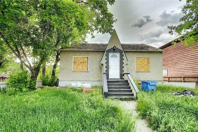 112 18 Avenue NE, Calgary, AB  (#A1034275) :: Calgary Homefinders