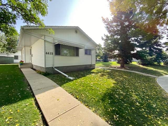 4415 66A Street, Camrose, AB T4V 2V6 (#A1034280) :: Western Elite Real Estate Group