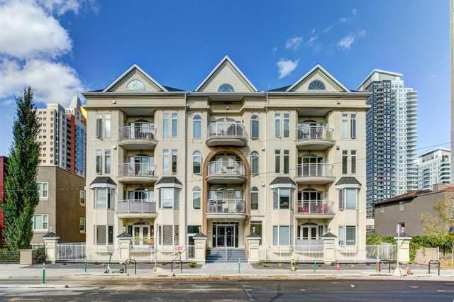 1026 12 Avenue SW #204, Calgary, AB T2R 0J6 (#A1034281) :: Redline Real Estate Group Inc