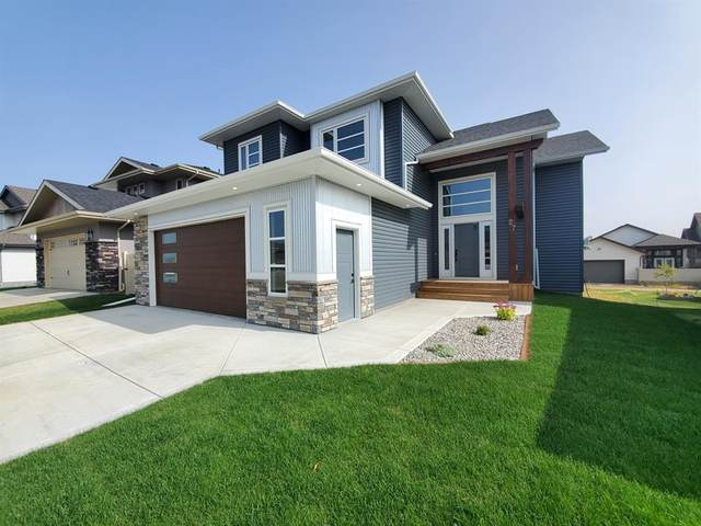 27 Erma Street, Lacombe, AB T4L 0C9 (#A1034295) :: Western Elite Real Estate Group