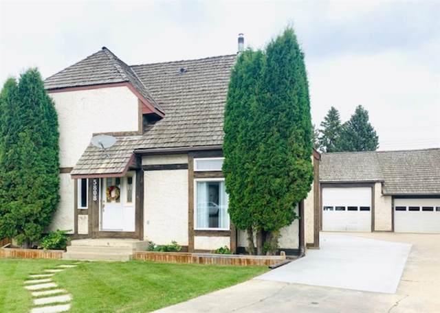 5808 51 Avenue Cul-Du-Sac, Vermilion, AB T9X 1V8 (#A1034314) :: Canmore & Banff