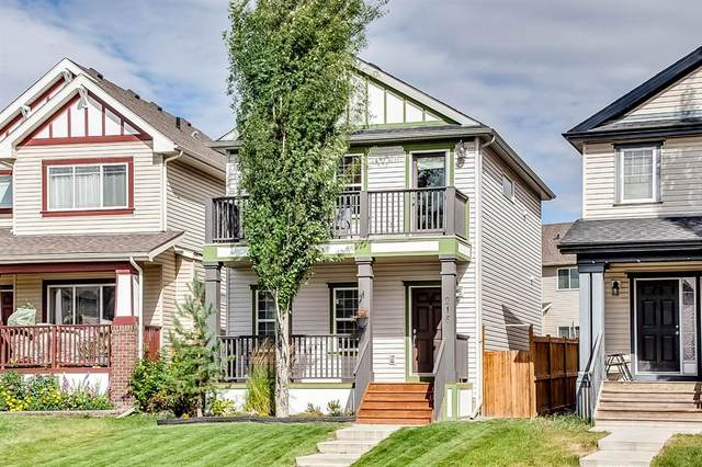 216 Copperpond Road SE, Calgary, AB T2E 0C2 (#A1034323) :: The Cliff Stevenson Group