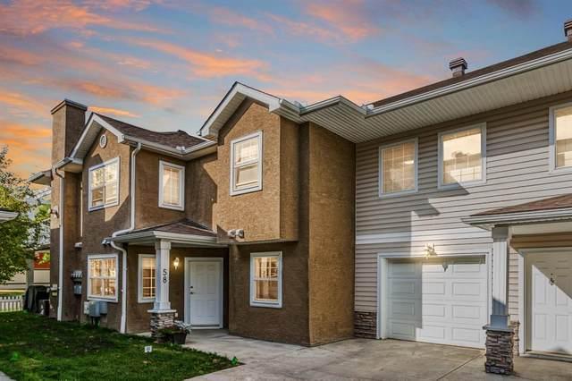2318 17 Street SE #58, Calgary, AB T2G 5R8 (#A1034340) :: Calgary Homefinders