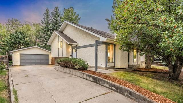 2707 Oakmoor Drive SW, Calgary, AB T2V 1R9 (#A1034383) :: Redline Real Estate Group Inc