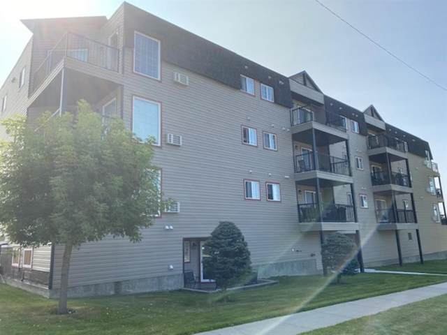 5037 7 Avenue #101, Edson, AB T7E 0A8 (#A1034425) :: Canmore & Banff