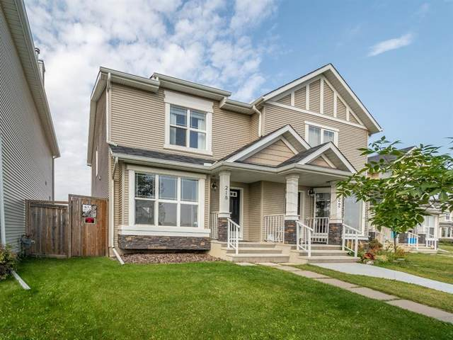 218 Cramond Court SE, Calgary, AB T3M 1J8 (#A1034436) :: The Cliff Stevenson Group