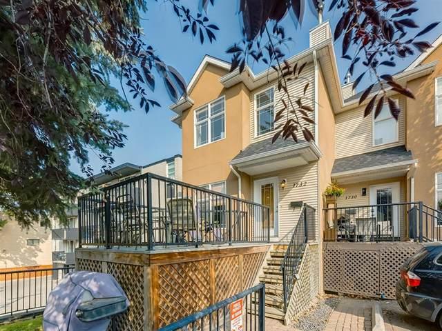 1732 21 Avenue SW, Calgary, AB T2T 6G8 (#A1034441) :: Calgary Homefinders