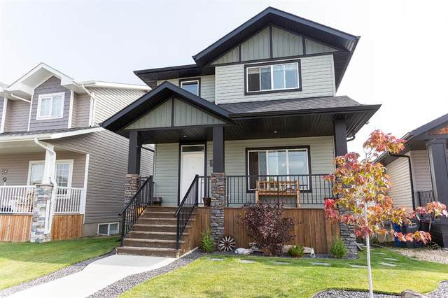 22 Hanson Green, Penhold, AB T0M 1R0 (#A1034445) :: Canmore & Banff