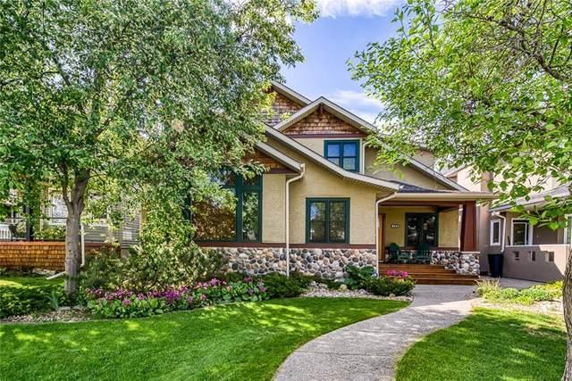 2111 3 Avenue NW, Calgary, AB T2N 0K5 (#A1034508) :: Redline Real Estate Group Inc