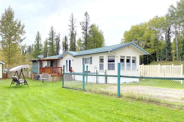 9 Pinewood Drive #51, Rural Clearwater County, AB T4T 2A4 (#A1034529) :: Team J Realtors