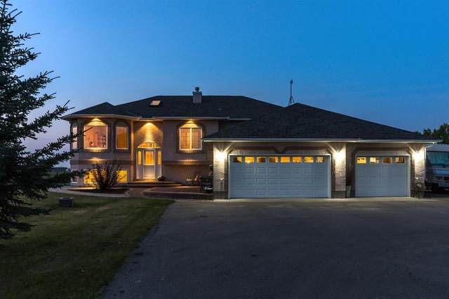 235175 Jesse Trail, Rural Rocky View County, AB T2P 2G7 (#A1034532) :: Calgary Homefinders