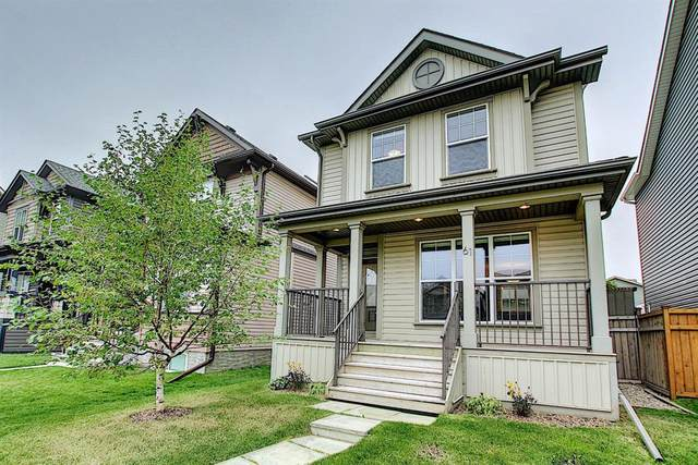 61 Autumn Terrace SE, Calgary, AB T3M 0H3 (#A1034537) :: The Cliff Stevenson Group