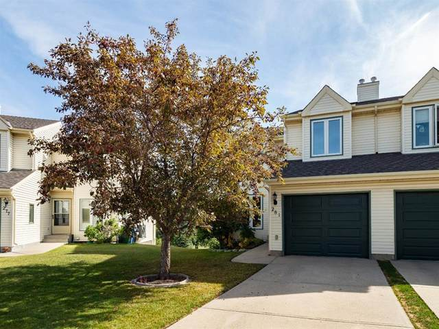 281 Sandringham Road NW, Calgary, AB T3K 3Z1 (#A1034551) :: Canmore & Banff